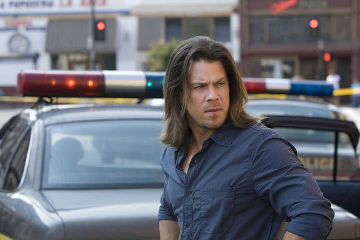 Christian Kane in a less evil role.