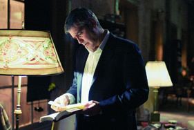 George Clooney stars as Michael Clayton