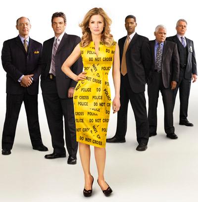 The cast of The Closer Season 5