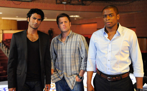 """Psych"" Bollywood Homicide"
