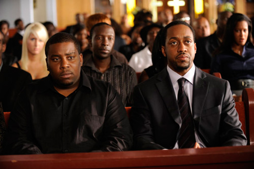 "Kenan Thompson and Jaleel White guest-star on ""Psych"" episode ""High Top Fade Out"""