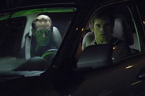 Dex and Harry, his real dark passenger
