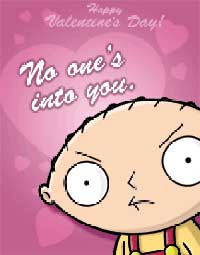 fox is enabling fans to create personalized e valentines featuring popular characters from their anima stewie - E Valentines Cards