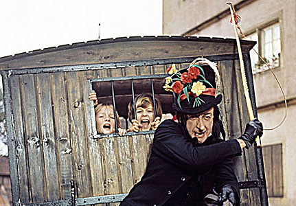 Freddy Krueger has nothing on the Child Catcher.