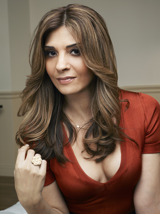 "Callie Thorne stars in USA Network's ""Necessary Roughness"""