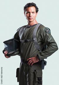 Benjamin Bratt Starring In The Andromeda Strain