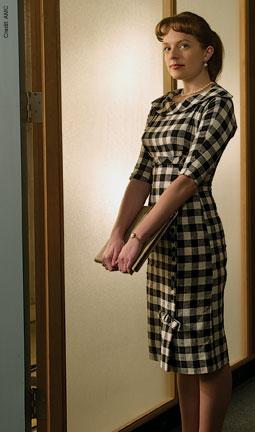 Elisabeth Moss in Mad Men