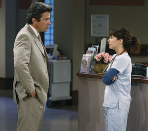 General Hospital: Night Shift John J. York, Kimberly McCullough.