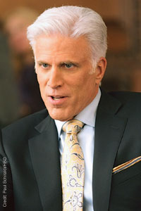 Ted Danson in Bored to Death