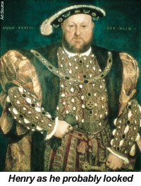 The Historical View of Henry VIII
