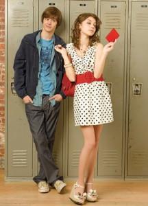 "Sarah Hyland and Matt Prokop star in Disney Channel's ""Geek Charming"""