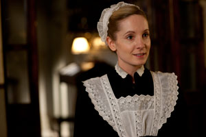 "Joanne Froggatt in ""Downton Abbey"""