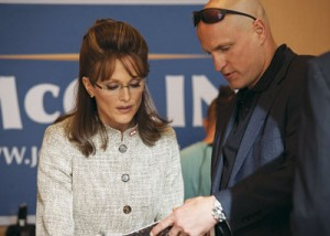"""Julianne Moore and Woody Harrelson star in HBO's """"Game Change"""""""