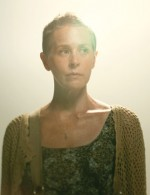 "Melissa McBride as Carol in AMC's ""The Walking Dead"""