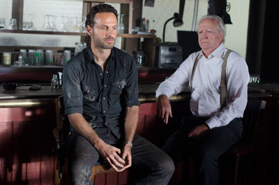 """Andrew Lincoln stars as Rick in AMC's """"The Walking Dead"""""""