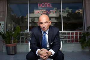 "Anthony Melchiorri of ""Hotel Impossible"""