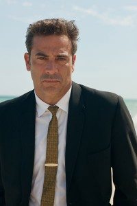 "Jeffrey Dean Morgan in Starz's ""Magic City"""