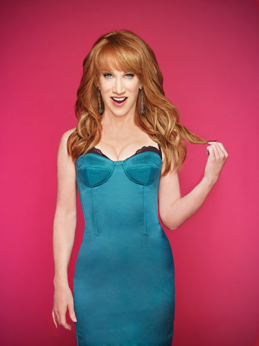 "Kathy Griffin stars in ""Kathy"" on Bravo"