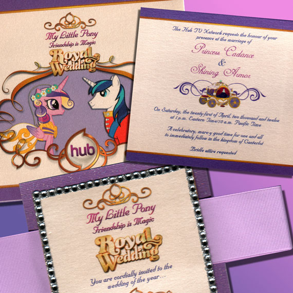 My Little Pony Royal Wedding: My Little Pony: Friendship Is Magic Royal Wedding