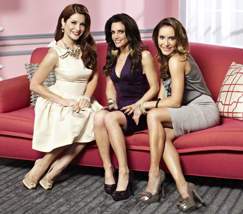 """Julia Allison, Emily Morse and Amy Laurent star in Bravo's """"Miss Advised"""""""