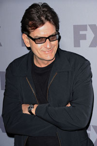 "Charlie Sheen stars in FX's ""Anger Management"""