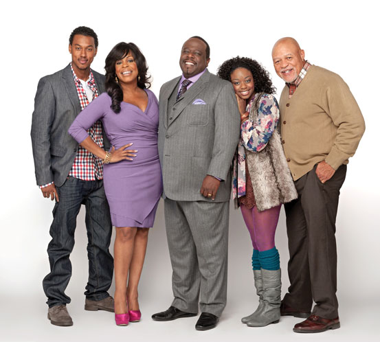 """The cast of TV Land's """"The Soul Man"""""""