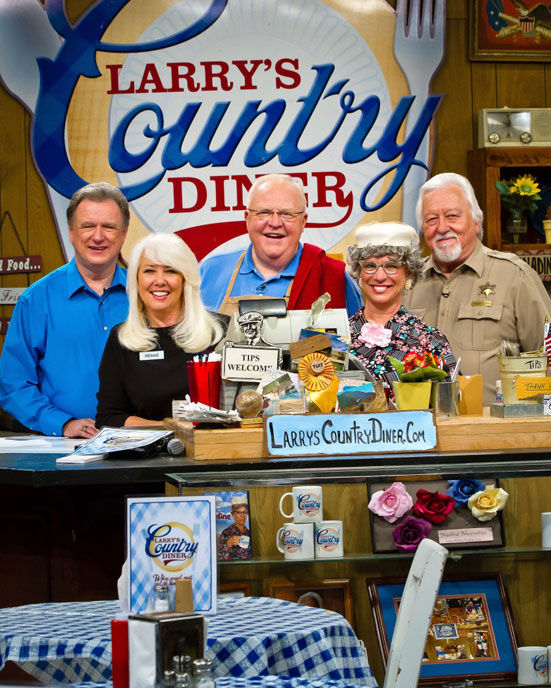 Larry's Country Diner on RFD-TV