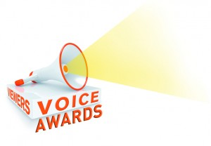 Viewers Voice Awards logo