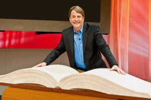 Jeff Foxworthy hosts GSN's new American Bible Challenge