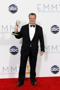 Eric Stonestreet wins Outstanding Supporting Actor in a Comedy Series at the 64th Annual Primetime Emmys