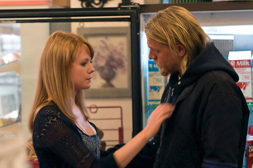"""Before """"Downton Abbey,"""" Zoe Boyle guest starred in several Season 3 episodes of FX's """"Sons of Anarchy."""""""