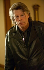 """Stephen King guest stars in """"Caregiver,"""" an episode of FX's """"Sons of Anarchy"""""""