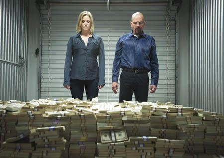 Breaking Bad Season 5 Episode 8 Walt & Syler