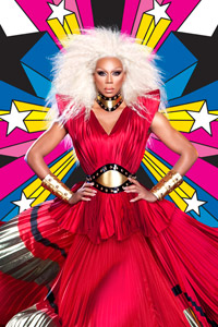 RuPaul of RuPaul's All Stars Drag Race