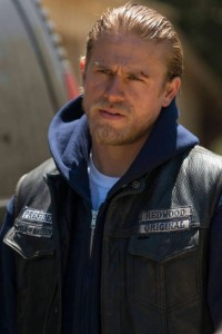 """Charlie Hunnam stars as Jax Teller in FX's """"Sons of Anarchy"""""""