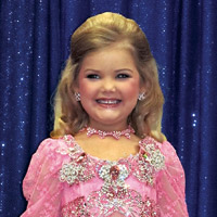 Eden from Toddlers & Tiaras
