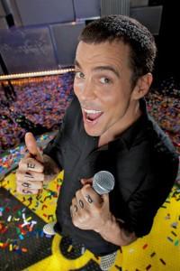 """Steve-O hosts """"Killer Karaoke"""" on truTV"""