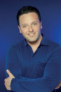Psychic mediuim John Edward is a guest on the Katie show