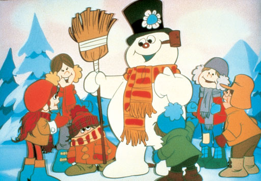 when is frosty the snowman on tv 2012