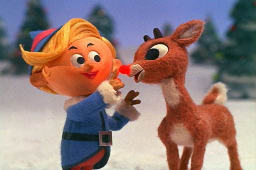 When is Rudolph on TV 2012?