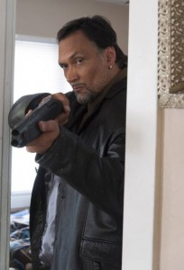 """Jimmy Smits as Nero in FX's """"Sons of Anarchy"""""""