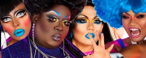 RuPaul's Drag Race All Stars Episode 3 bottom teams