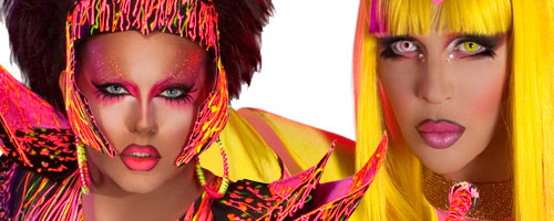 RuPaul's Drag Race All Stars Team Shad