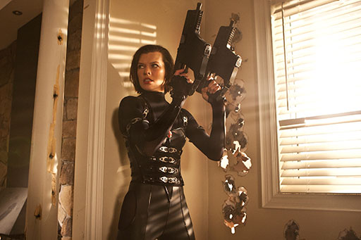 Resident Evil Retribution Marks A Return For Milla Jovovich