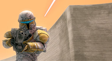 "The 100th episode of Cartoon Network's ""Star Wars: The Clone Wars"" is called ""Missing in Action."""