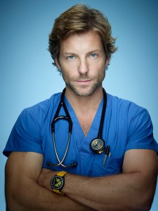 "Jamie Bamber stars in TNT's ""Monday Mornings"""