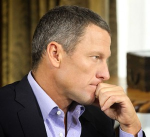 Lance Armstrong braces for questions from Oprah Winfrey