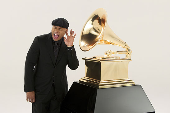 LL Cool J hosts the 55th Annual Grammy Awards on CBS.