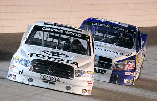 NASCAR Truck Series 2013 Schedule
