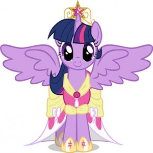 Twilight Sparkle in My Little Pony Friendship Is Magic on The Hub
